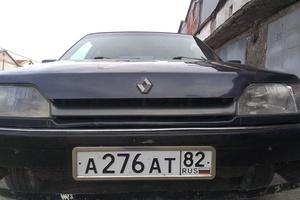 Автомобиль Renault 25, среднее состояние, 1990 года выпуска, цена 80 000 руб., Севастополь