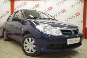 Авто Renault Symbol, 2011 года выпуска, цена 335 000 руб., Казань