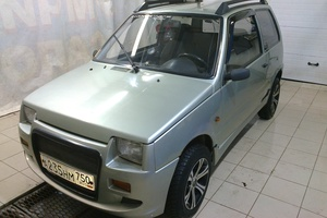 Подержанный автомобиль ВАЗ (Lada) 1111 Ока, отличное состояние, 2007 года выпуска, цена 123 000 руб., Старая Купавна