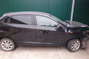 Автомобиль Chery Very, битый состояние, 2011 года выпуска, цена 170 000 руб., Георгиевск