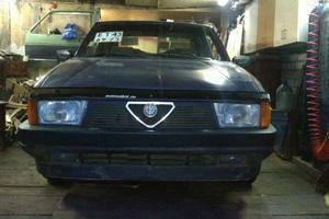 Автомобиль Alfa Romeo 75, среднее состояние, 1987 года выпуска, цена 20 000 руб., Киров