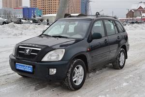 Авто Chery Tiggo, 2007 года выпуска, цена 265 000 руб., Московская область
