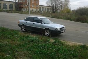 Автомобиль Audi 80, хорошее состояние, 1989 года выпуска, цена 100 000 руб., Луховицы