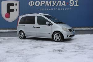 Авто Mercedes-Benz Vaneo, 2003 года выпуска, цена 359 000 руб., Москва
