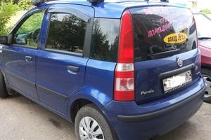 Автомобиль Fiat Panda, хорошее состояние, 2008 года выпуска, цена 280 000 руб., Смоленск