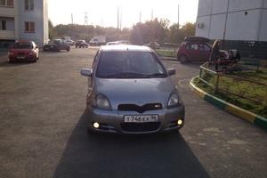 Автомобиль Toyota Vitz, хорошее состояние, 2001 года выпуска, цена 200 000 руб., Челябинск