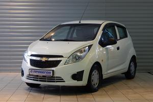 Авто Chevrolet Spark, 2012 года выпуска, цена 365 000 руб., Москва