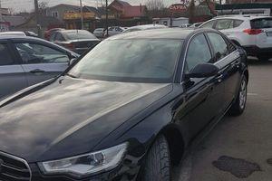 Автомобиль Audi A6, отличное состояние, 2014 года выпуска, цена 1 500 000 руб., Краснодар