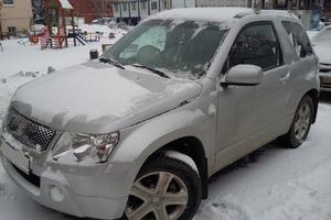 Подержанный автомобиль Suzuki Grand Vitara, отличное состояние, 2007 года выпуска, цена 380 000 руб., Казань