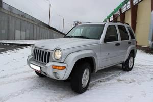 Автомобиль Jeep Liberty, отличное состояние, 2004 года выпуска, цена 410 000 руб., Санкт-Петербург
