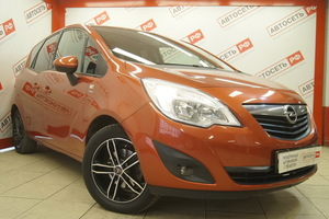 Авто Opel Meriva, 2013 года выпуска, цена 549 000 руб., Казань