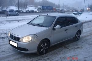 Авто Renault Symbol, 2010 года выпуска, цена 285 000 руб., Москва