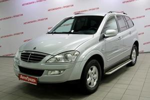 Авто SsangYong Kyron, 2010 года выпуска, цена 549 000 руб., Москва