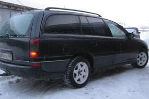 Автомобиль Opel Omega, хорошее состояние, 1996 года выпуска, цена 110 000 руб., Тольятти