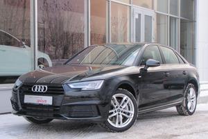 Авто Audi A4, 2016 года выпуска, цена 2 730 000 руб., Екатеринбург