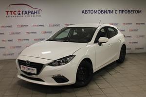 Подержанный автомобиль Mazda 3, отличное состояние, 2014 года выпуска, цена 856 650 руб., Казань