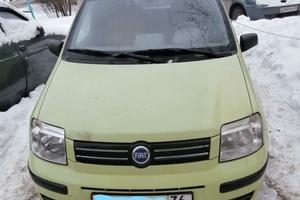 Автомобиль Fiat Panda, хорошее состояние, 2004 года выпуска, цена 203 500 руб., Владимир