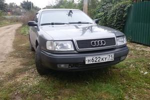 Автомобиль Audi 100, отличное состояние, 1993 года выпуска, цена 150 000 руб., Тула