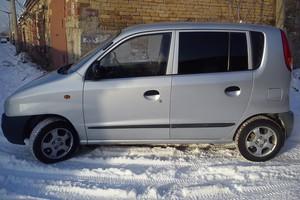 Автомобиль Hyundai Atos, хорошее состояние, 2001 года выпуска, цена 135 000 руб., Челябинск