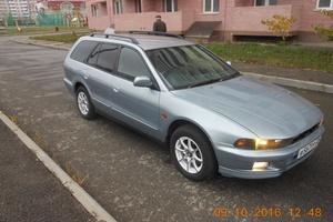Автомобиль Mitsubishi Legnum, хорошее состояние, 1997 года выпуска, цена 160 000 руб., Ставрополь