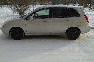 Автомобиль Suzuki Aerio, хорошее состояние, 2001 года выпуска, цена 215 000 руб., Красноярск