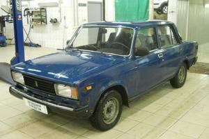 Авто ВАЗ (Lada) 2105, 2004 года выпуска, цена 45 000 руб., Санкт-Петербург