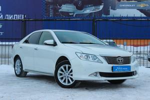 Подержанный автомобиль Toyota Camry, отличное состояние, 2013 года выпуска, цена 1 179 000 руб., Челябинск