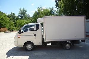 Автомобиль Hyundai Porter, отличное состояние, 2012 года выпуска, цена 729 000 руб., Новосибирск