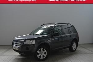 Авто Land Rover Freelander, 2010 года выпуска, цена 715 010 руб., Москва