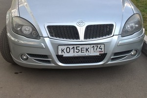 Автомобиль Brilliance M2, хорошее состояние, 2008 года выпуска, цена 220 000 руб., Челябинск