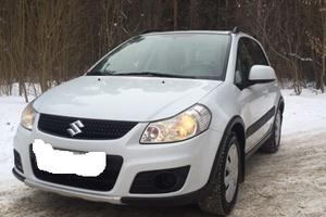 Подержанный автомобиль Suzuki SX4, отличное состояние, 2013 года выпуска, цена 560 000 руб., Ивантеевка