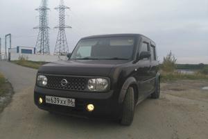 Автомобиль Nissan Cube, хорошее состояние, 2007 года выпуска, цена 320 000 руб., ао. Ханты-Мансийский Автономный округ - Югра