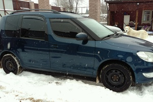 Автомобиль Skoda Roomster, отличное состояние, 2014 года выпуска, цена 550 000 руб., Москва и область
