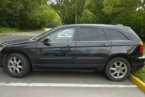 Автомобиль Chrysler Pacifica, хорошее состояние, 2004 года выпуска, цена 410 000 руб., Москва