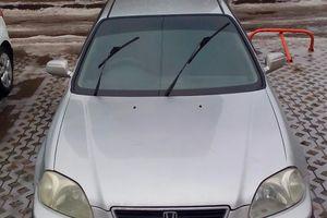 Автомобиль Honda Civic, хорошее состояние, 1996 года выпуска, цена 195 000 руб., Набережные Челны