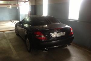 Автомобиль Mercedes-Benz SLK-Класс, хорошее состояние, 2008 года выпуска, цена 900 000 руб., Москва