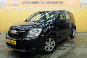 Авто Chevrolet Orlando, 2013 года выпуска, цена 713 790 руб., Москва