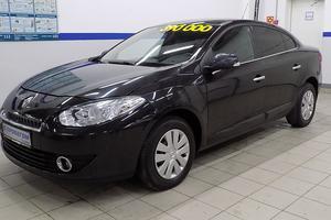 Авто Renault Fluence, 2011 года выпуска, цена 390 000 руб., Москва