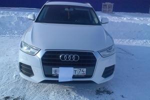 Автомобиль Audi Q3, отличное состояние, 2015 года выпуска, цена 1 490 000 руб., Челябинск