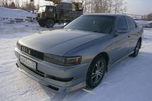 Автомобиль Toyota Cresta, отличное состояние, 1993 года выпуска, цена 230 000 руб., Новосибирск