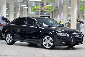 Авто Audi A4, 2007 года выпуска, цена 555 555 руб., Москва