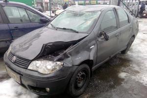 Авто Fiat Albea, 2008 года выпуска, цена 79 000 руб., Санкт-Петербург