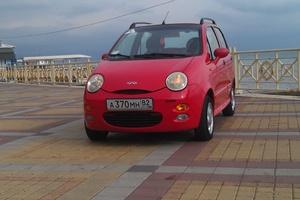 Автомобиль Chery QQ, отличное состояние, 2008 года выпуска, цена 220 000 руб., Алушта