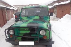 Автомобиль УАЗ 469, хорошее состояние, 2002 года выпуска, цена 200 000 руб., Глазов