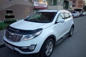 Подержанный автомобиль Kia Sportage, отличное состояние, 2013 года выпуска, цена 960 000 руб., Сургут