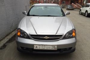 Автомобиль Chevrolet Evanda, хорошее состояние, 2005 года выпуска, цена 300 000 руб., Екатеринбург