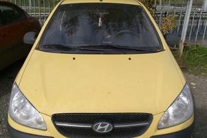 Подержанный автомобиль Hyundai Getz, хорошее состояние, 2010 года выпуска, цена 285 000 руб., Казань