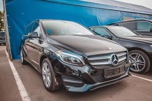 Авто Mercedes-Benz B-Класс, 2016 года выпуска, цена 1 792 000 руб., Москва