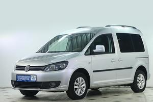 Авто Volkswagen Caddy, 2014 года выпуска, цена 633 000 руб., Москва