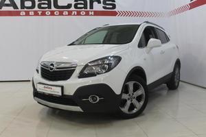 Авто Opel Mokka, 2013 года выпуска, цена 795 000 руб., Москва